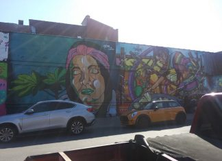 new york graffiti tour