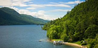 lake George new york getaway