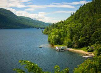 lake George new york getaway
