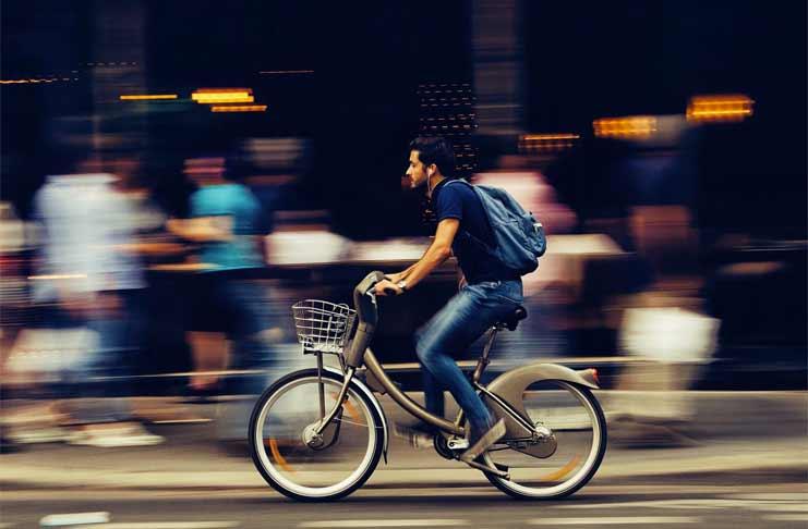 e-bike adventure in new york