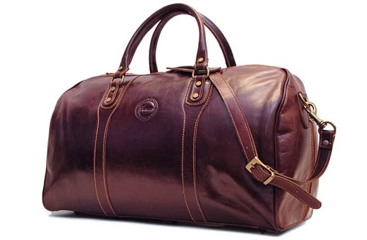 Cenzo weekender bag for travel