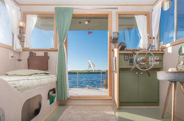 Floating Vacation Rentals