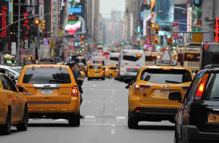 Curb taxis app