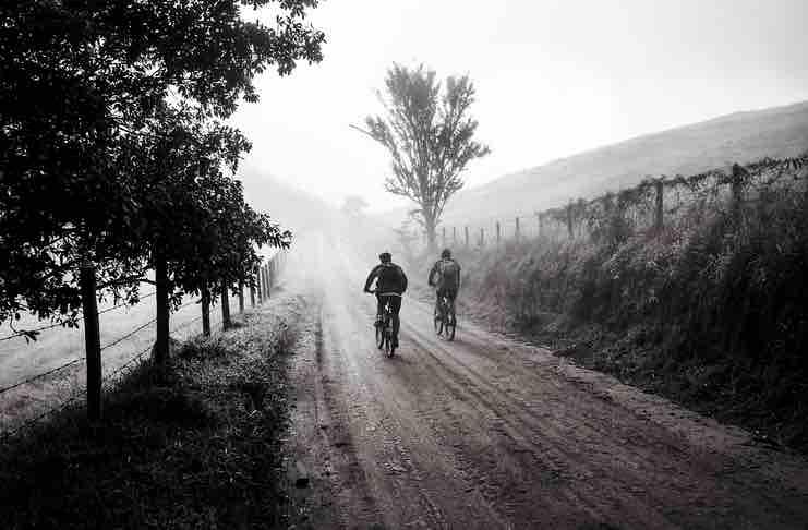 Strave bike trip