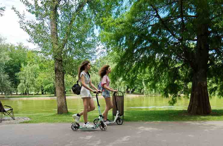buying Electrical Scooters