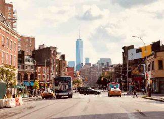 Summer in New York