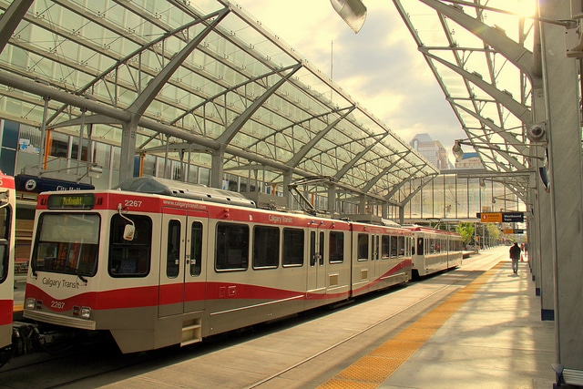 Calgary Lightrail