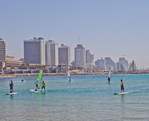 SUP Tel Aviv