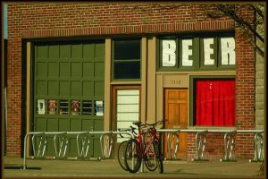 Boundary Brewery and Bikes