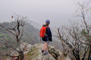 Cheonggyesan Mountain Seoul South Korea