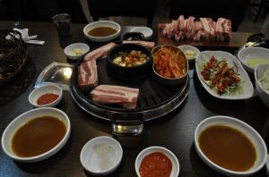 Great Eats in Seoul South Korea