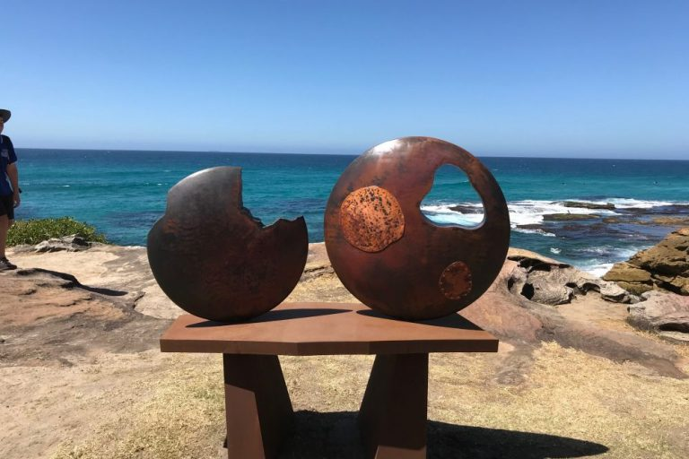 Sculpture by the Sea - Sydney 2017 | Photo by Sarah Knapp
