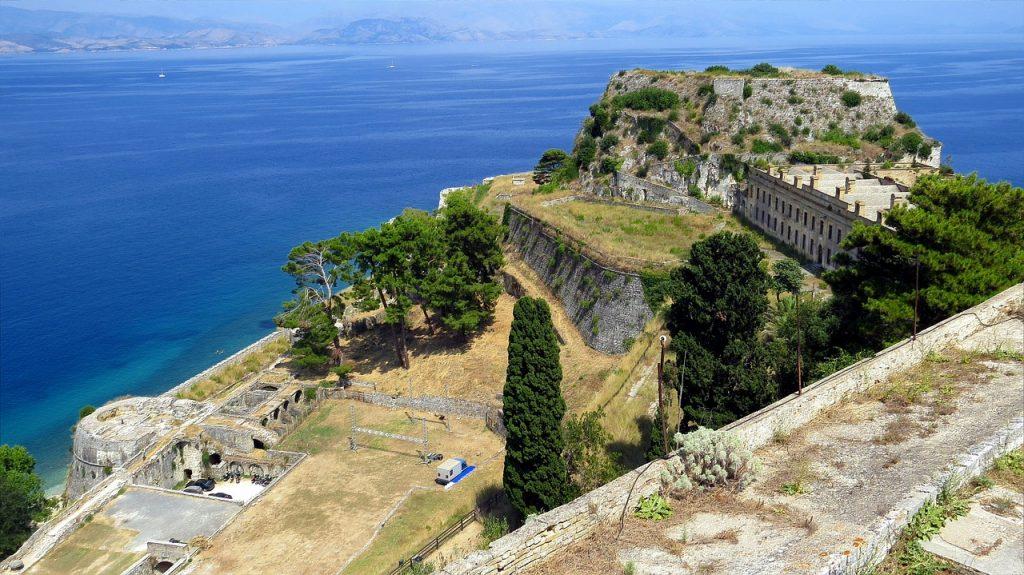Fortress Corfu