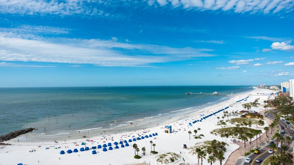 Photo of clearwater beach florida