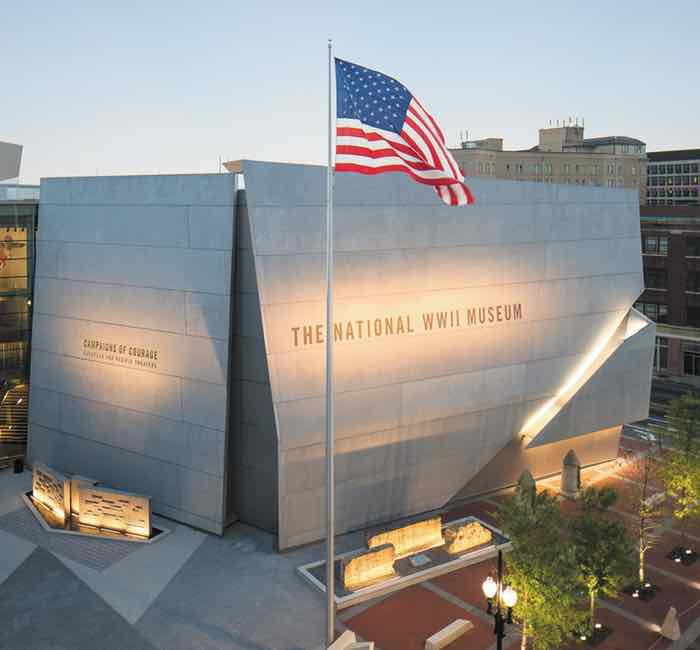 National WW2 Museum New Orleans