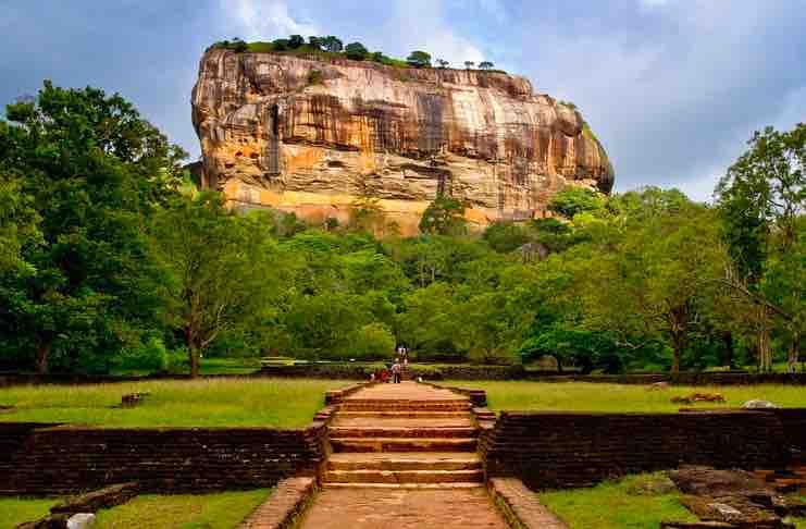 Places Around The World Sri Lanka