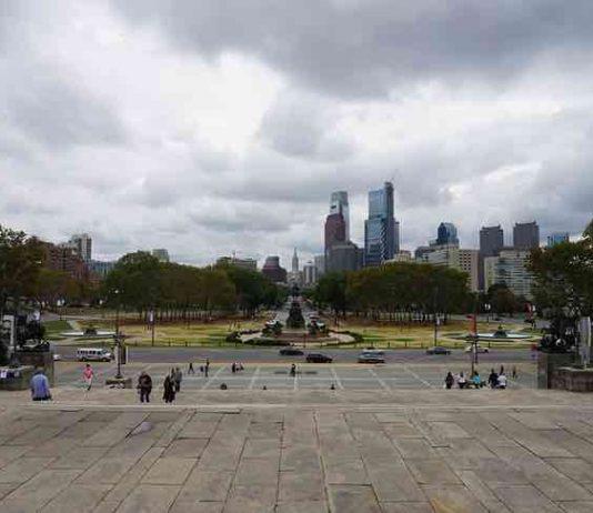 The Rocky Tour of Philadelphia by Michael Barera