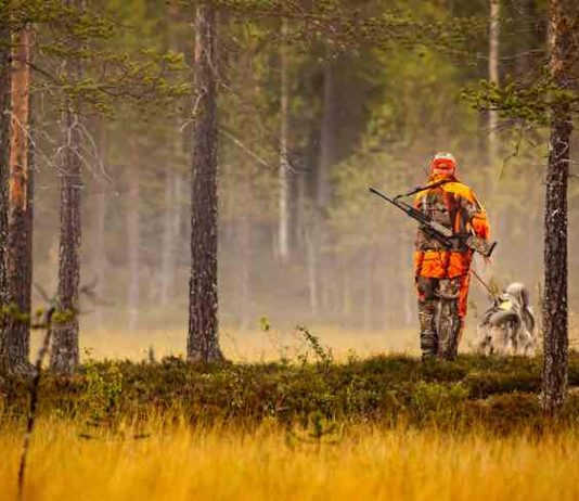 your hunting trip