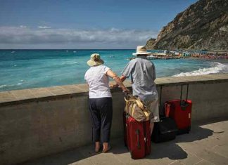 Traveling With Your Elderly Parents