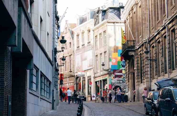 Europe Trip Itinerary
