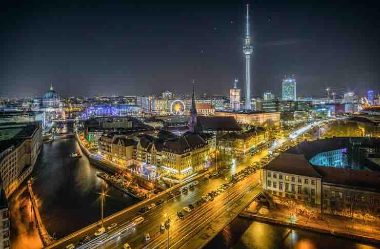 traveling in berlin