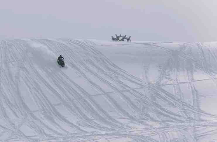 Places to Go Snowmobiling